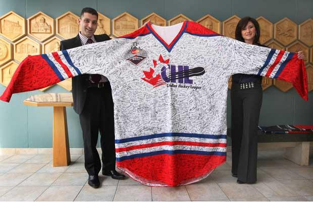 Windsor Spitfires bid to host 2011 Memorial Cup