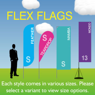 Flex & Drape Flags