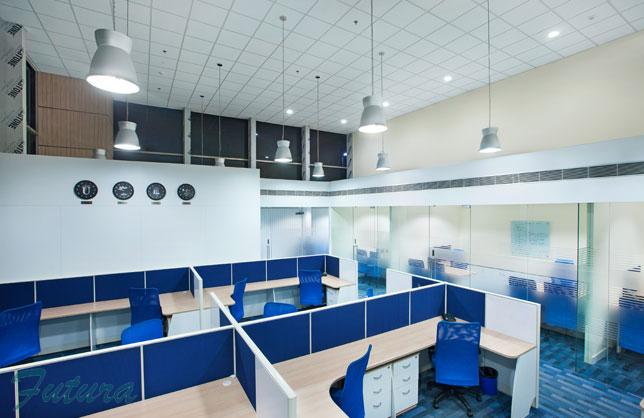 Color in Office Decor